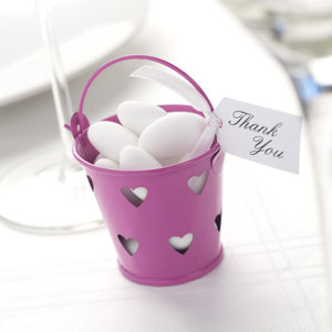 Valentine's Ideas Favour Pail