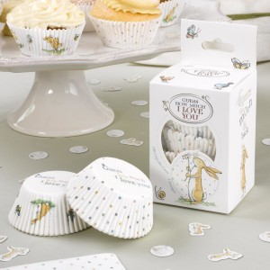 Baby Shower Decorations Cupcake Cases