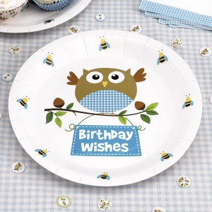 Party Supplies Paper Plate