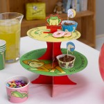 Birthday Party Supplies Cake Stand