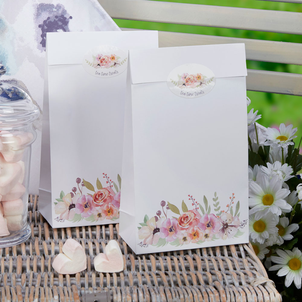 Time for Tea - Party Bag | Trade & Wholesale Party | cscimports
